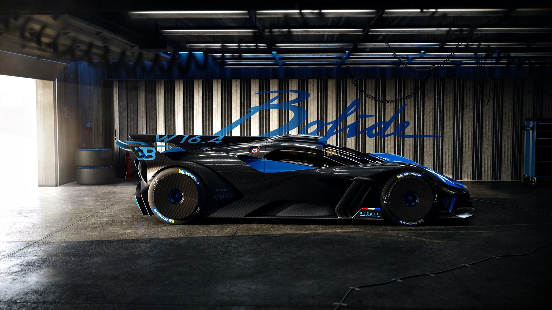 Bugatti Bolide (15)