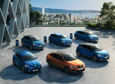 Gama Renault E-TECH 2021