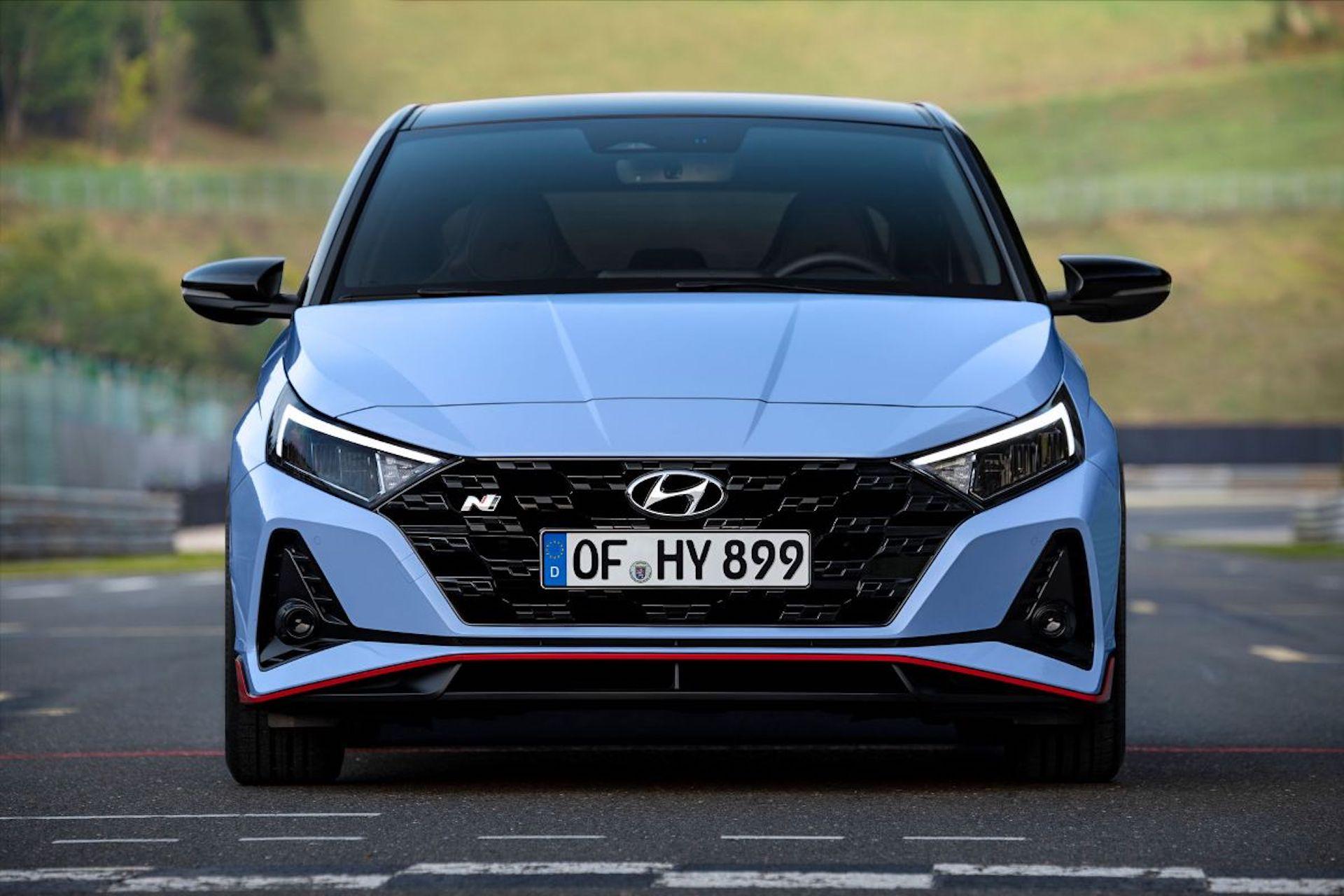 Hyundai I20 N 2021 204 Cv 3