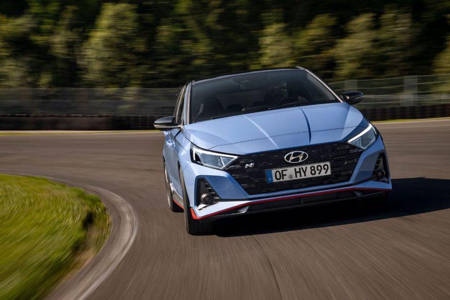 Hyundai I20 N 2021 204 Cv 6