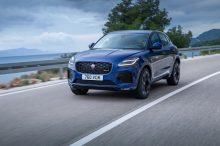 Jaguar E-PACE, la renovación del pequeño SUV para 2021