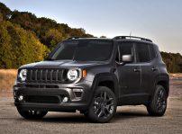 2021 Jeep Renegade 80th Anniversary Edition.