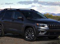 2021 Jeep Cherokee 80th Anniversary Edition.
