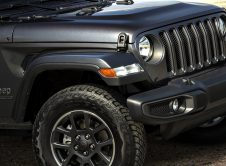 2021 Jeep Wrangler 80th Anniversary Edition.