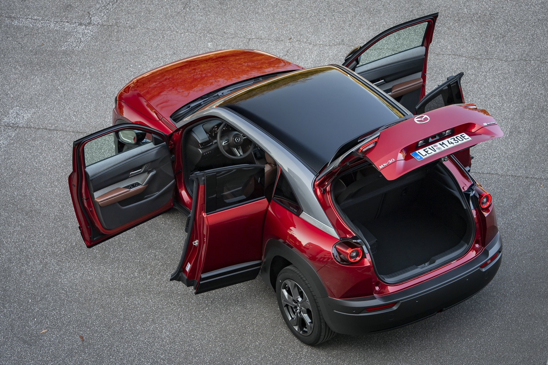 Mazda Mx 30 14