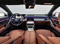 Mercedes Benz S Klasse Presse Fahrvorstellung. Immendingen 2020 Mercedes Benz S Class Press Test Drive. Immendingen 2020