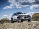 Mercedes-Benz EQC 4×4² Concept: ¿quién dijo que un eléctrico no podía irse de aventura?