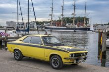 Coches con historia: Opel Manta, un modelo con nombre marinero