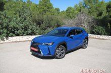 Presentación y prueba Lexus UX 300e: todo al eléctrico