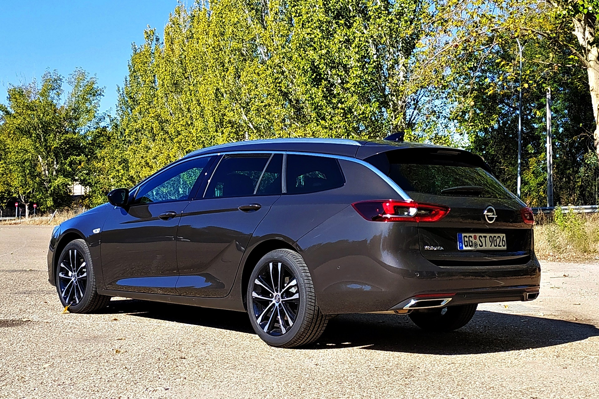 Prueba Opel Insignia Sports Tourer Diésel (2)