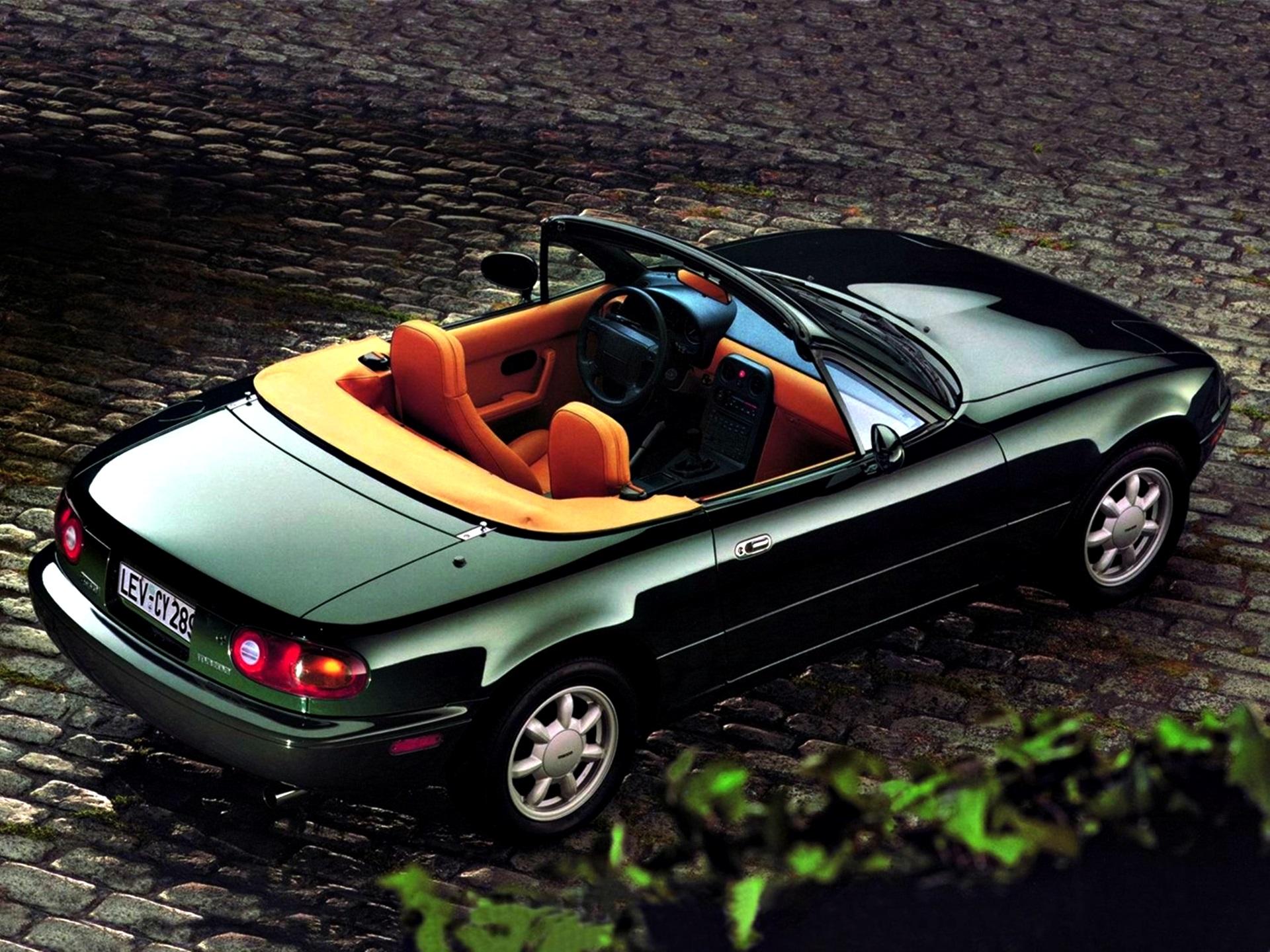 Recambios Originales Mazda Mx 5 Na (1)