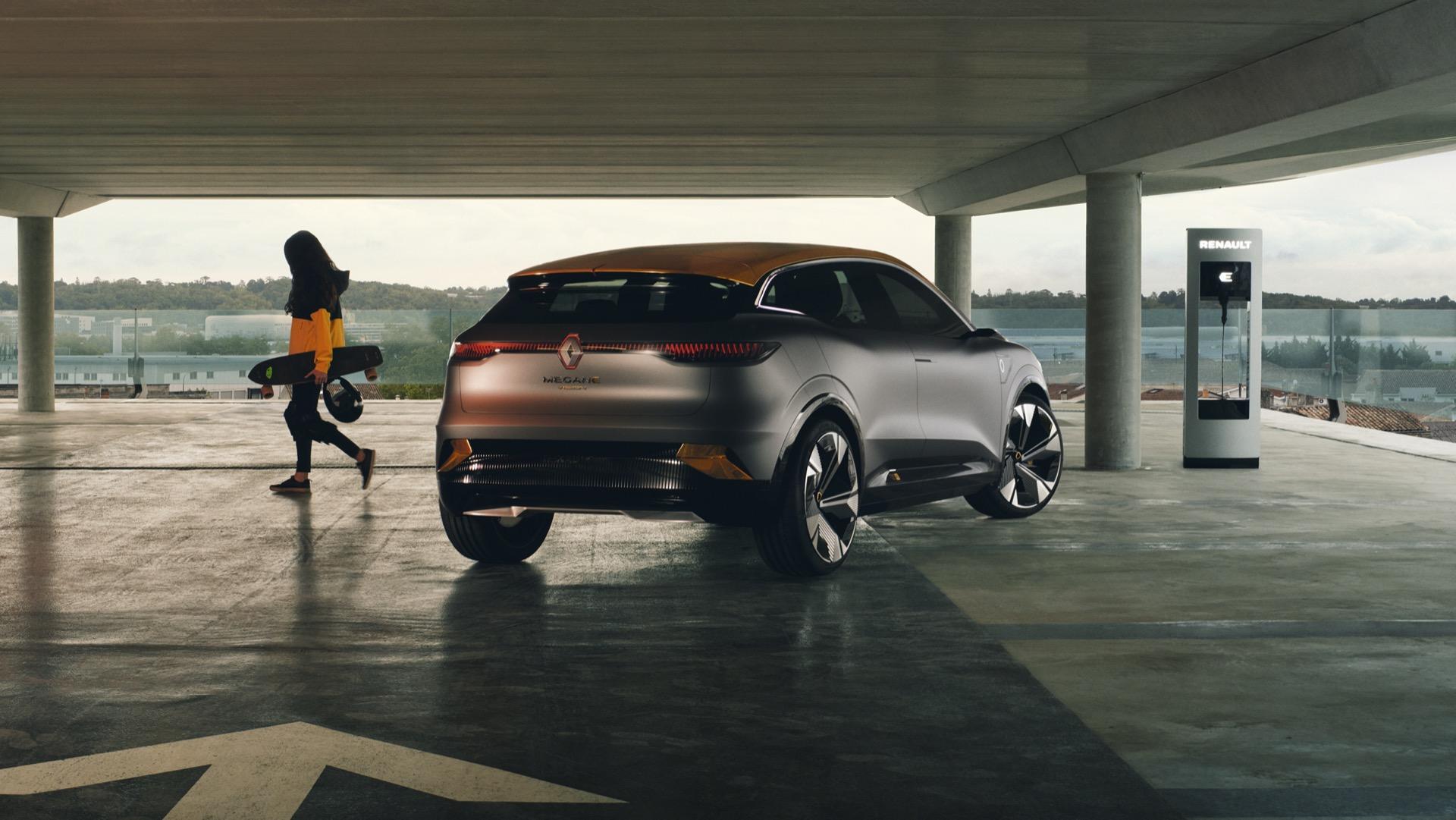Renault Megane Evision 11