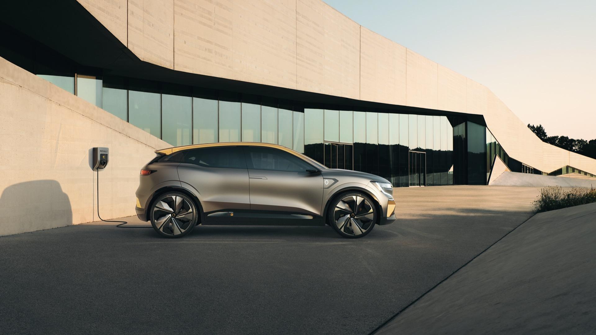 Renault Megane Evision 6