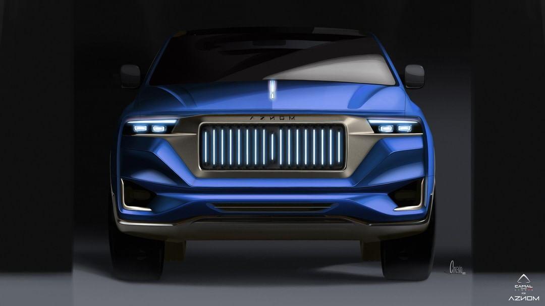 Aznom Palladium Luxury Suv Sedan 11