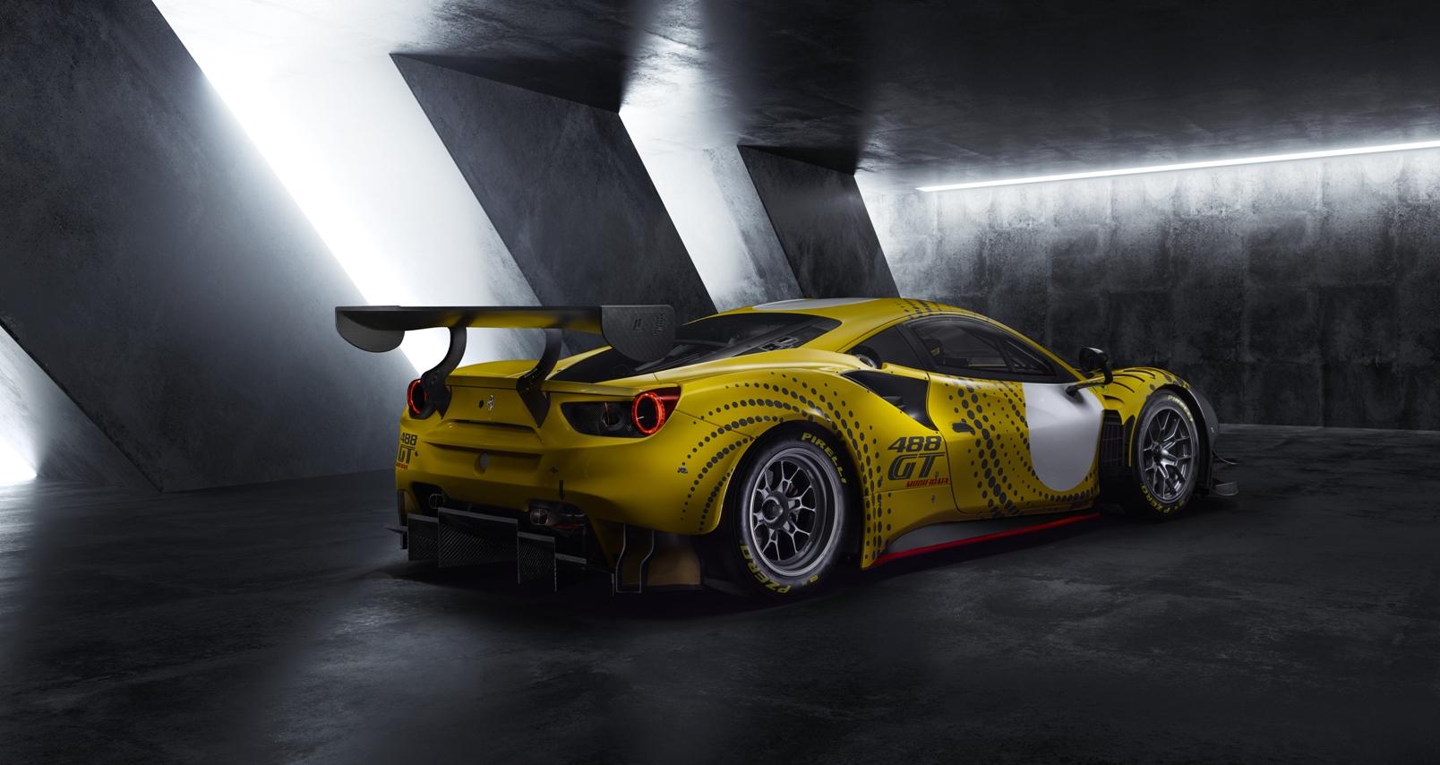 Ferrari 488 Gt Modificata (2)