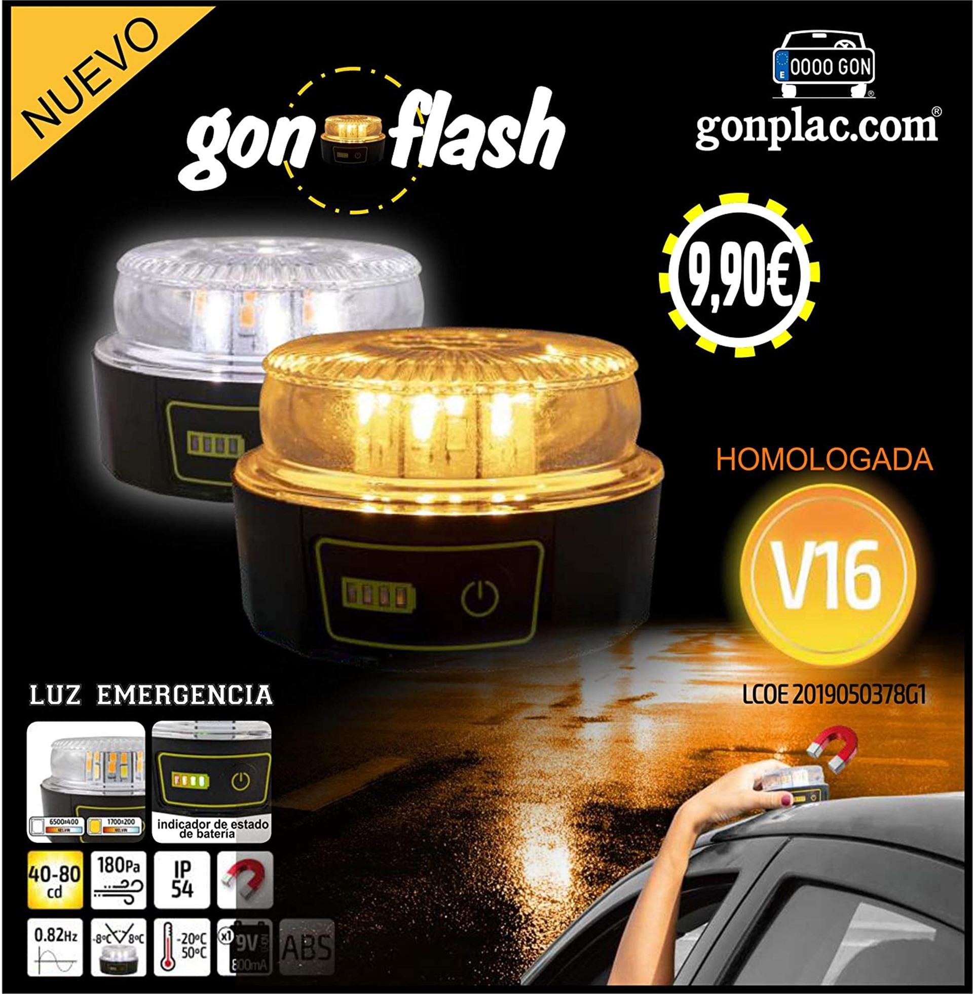 Gonplac Gon Flash