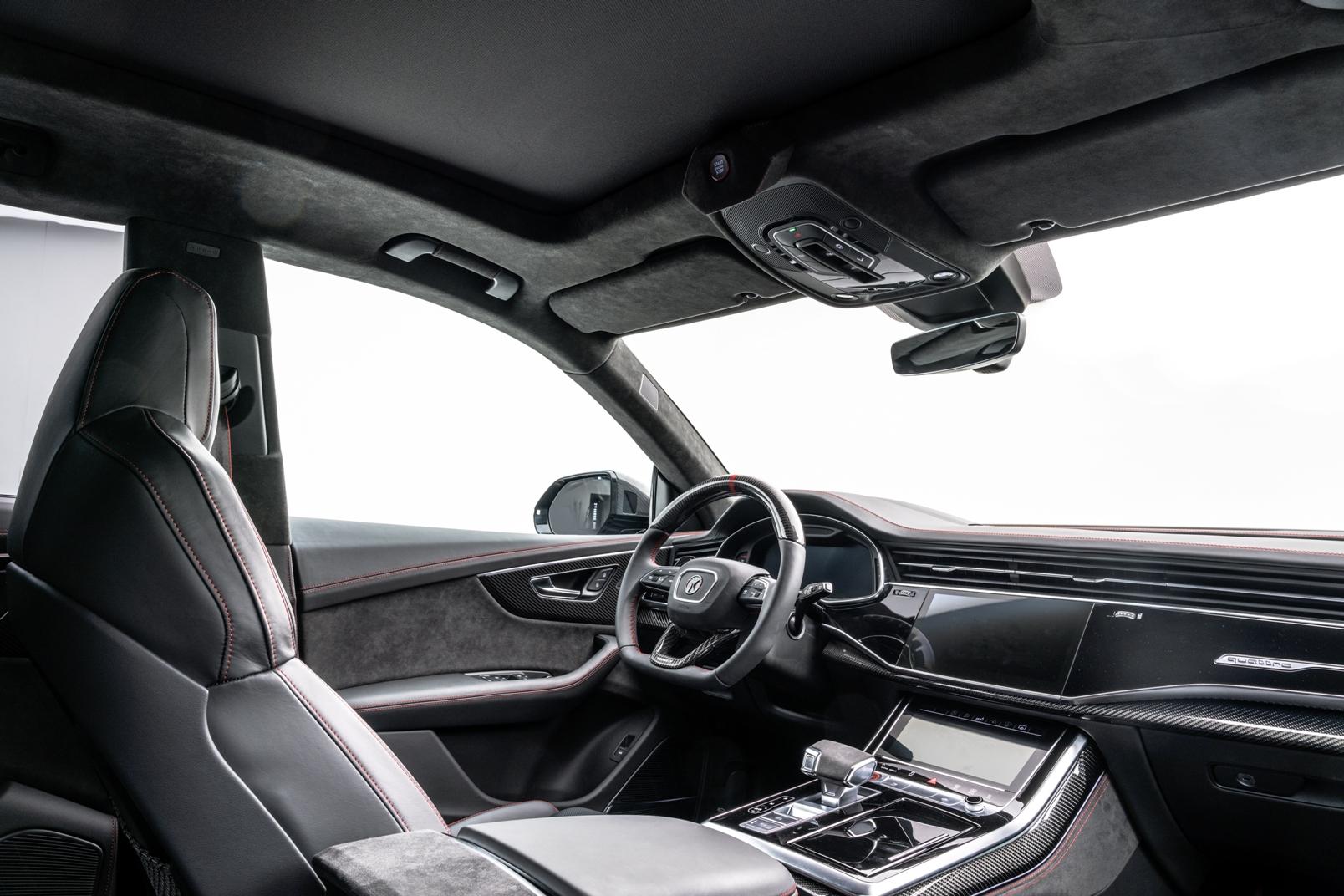 Mansory Audi Rsq8 (11)