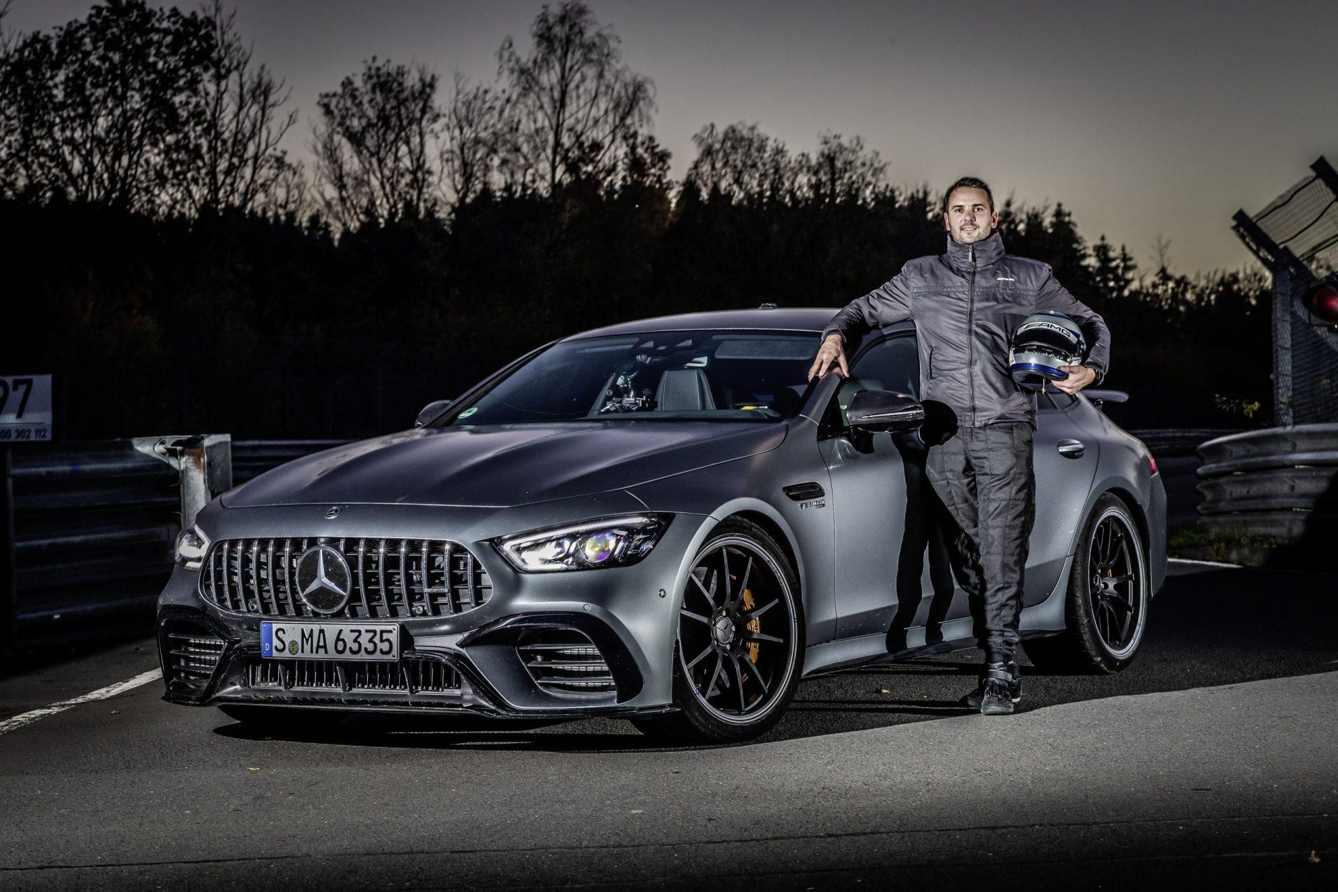 Mercedes Amg Gt 63 S 4matic+ Ist Das Schnellste Oberklasse Fahrzeug Auf Der Nordschleife Mercedes Amg Gt 63 S 4matic+ Is The Fastest Luxury Class Vehicle On The Nordschleife