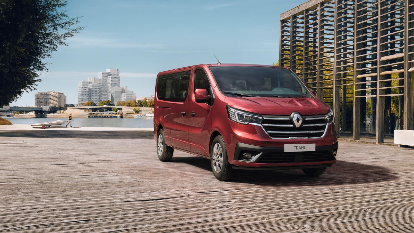 Renault Trafic Combi Spaceclass 2021 (1)