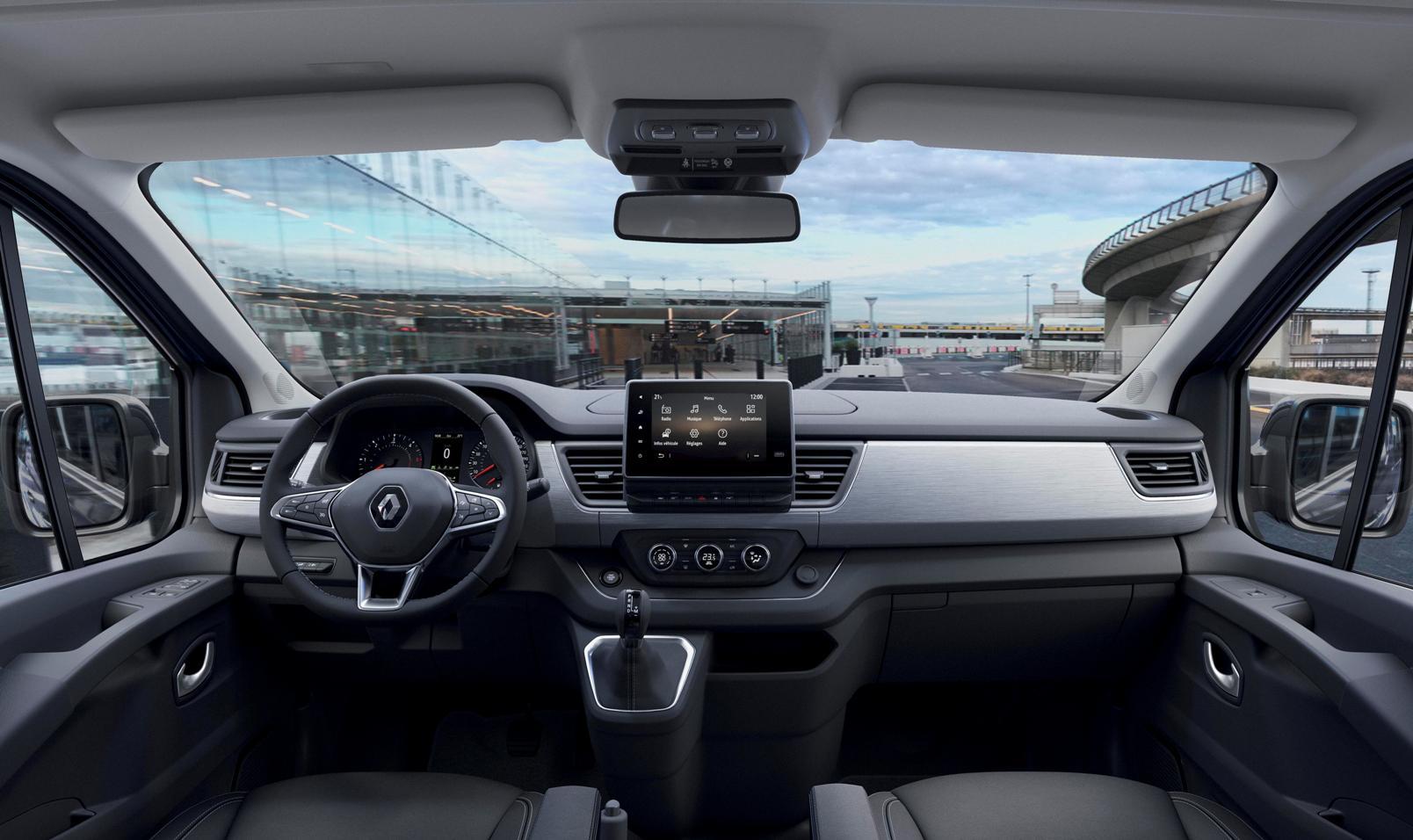 Renault Trafic Combi Spaceclass 2021 (5)