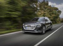 Audi E Tron Sportback 3