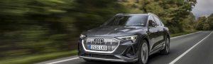 """Audi e-tron Sportback: conducimos el SUV premium con más """"chispa"""""""