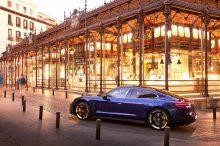 Nuevos supercargadores de Porsche en sus instalaciones: el futuro de la movilidad eléctrica