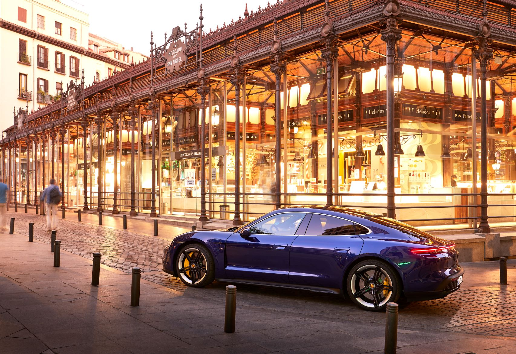 Estacion Carga Porsche