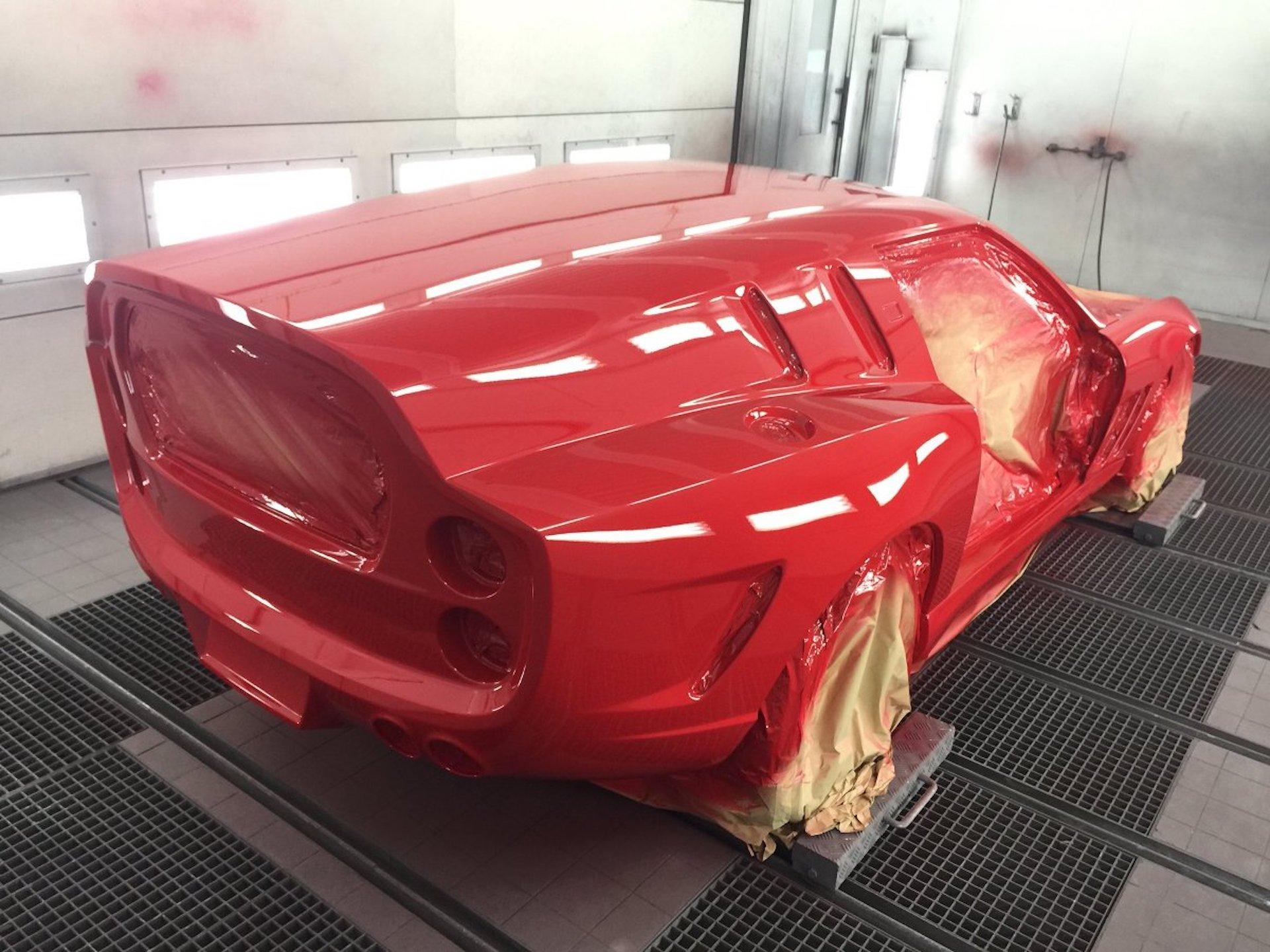 Ferrari 250 Gt Breadvan Moderno 4