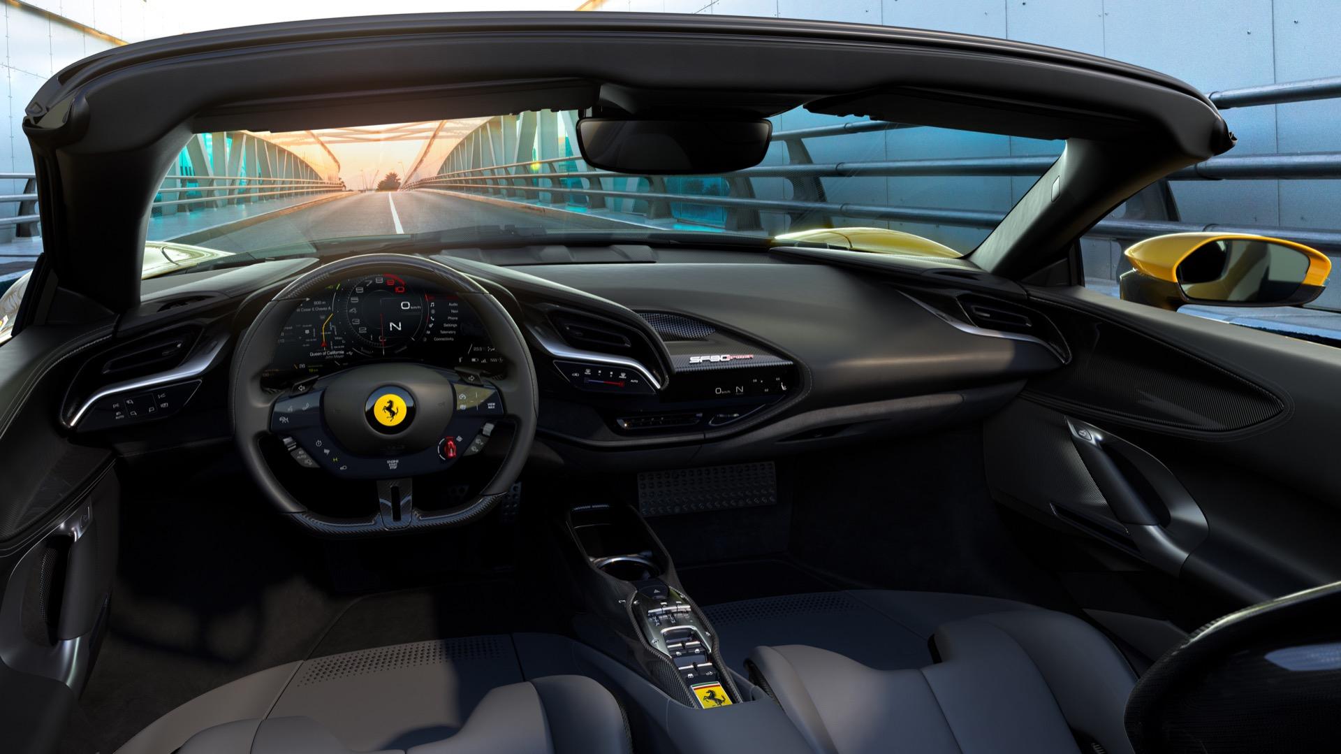 Ferrari S90 Spyder 10