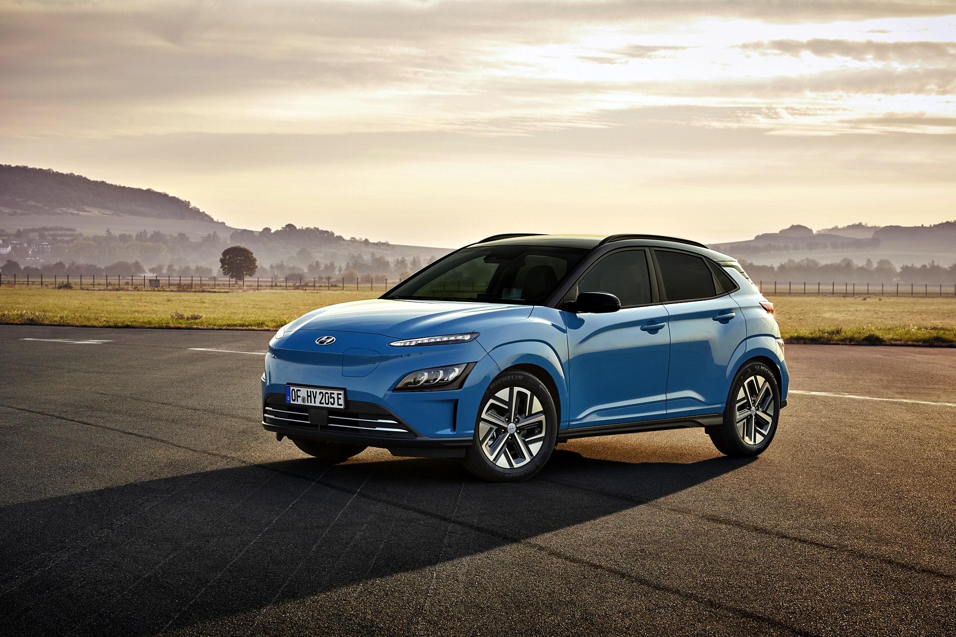 Hyundai Kona Electric 2021 (10)