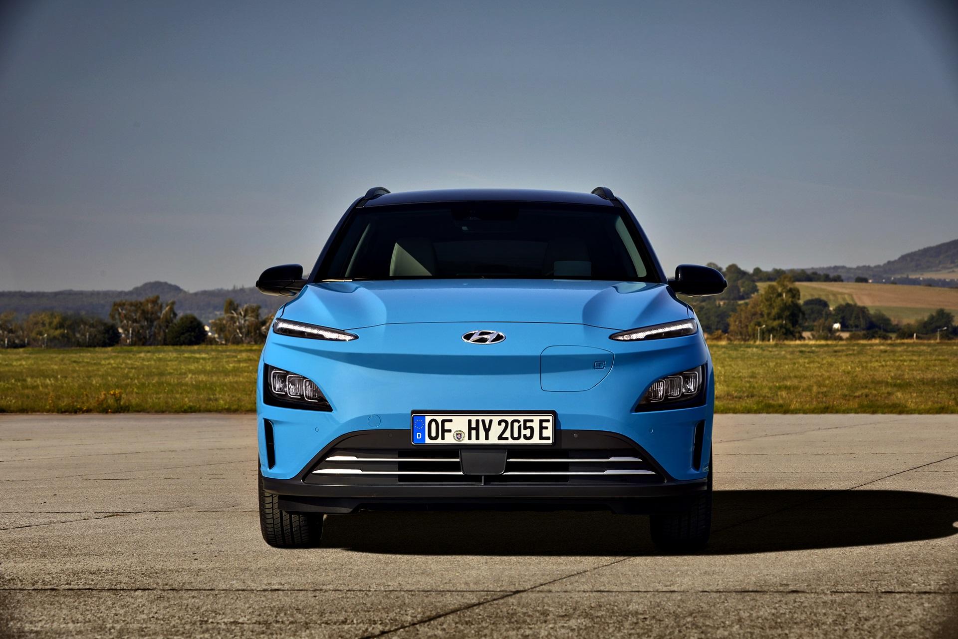 Hyundai Kona Electric 2021 (8)