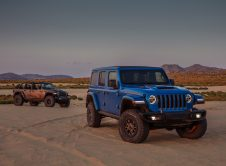 2021 Jeep® Wrangler Rubicon 392 And Jeep® Wrangler Rubicon 392 With Jeep Performance parts