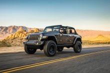Nuevo Jeep Wrangler Rubicon 392: el Wrangler más bestia resucita el motor V8