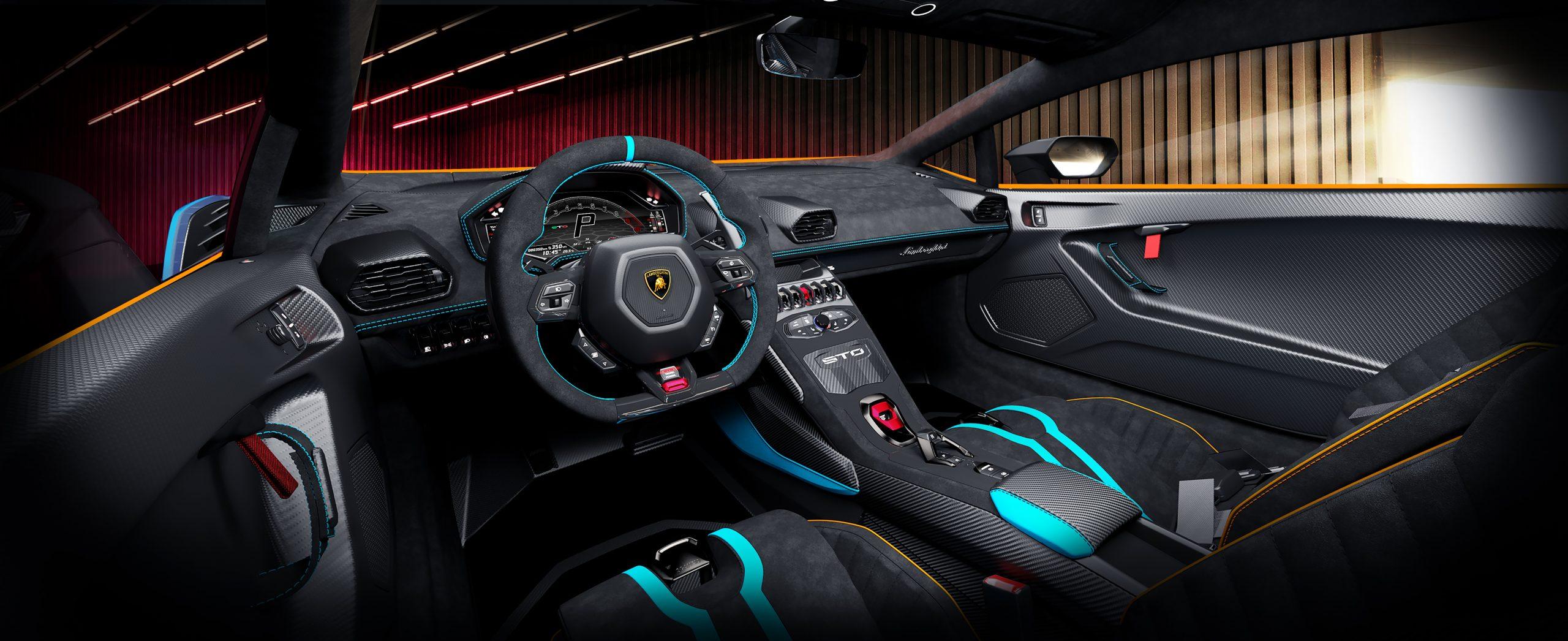 Lamborghini Uracan Sto 100