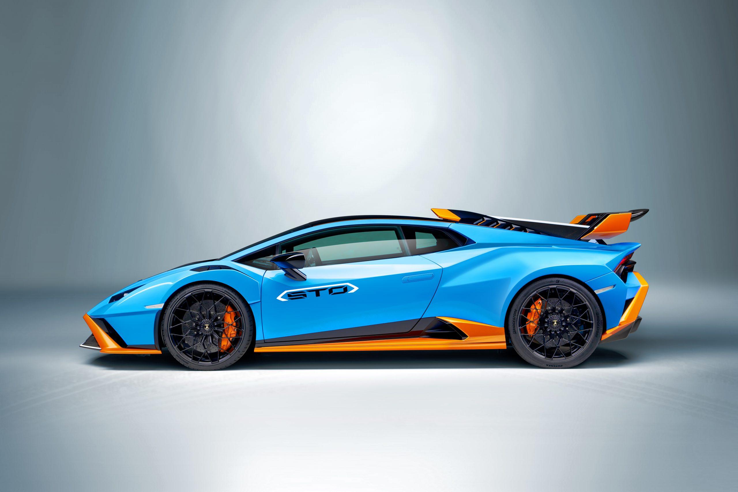 Lamborghini Uracan Sto 19