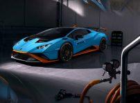 Lamborghini Uracan Sto 3