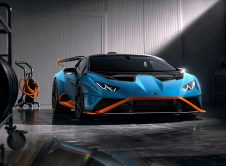 Lamborghini Uracan Sto 4