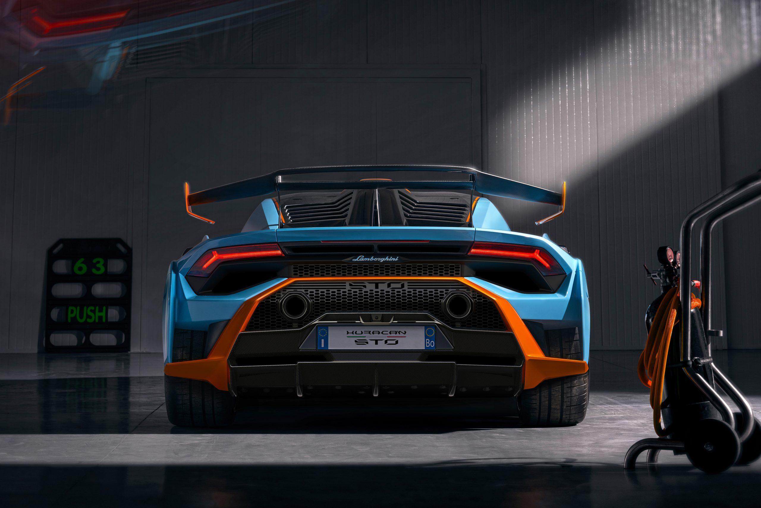 Lamborghini Uracan Sto 7