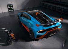 Lamborghini Uracan Sto 8