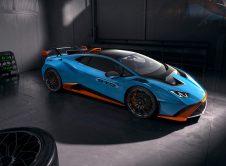 Lamborghini Uracan Sto 9