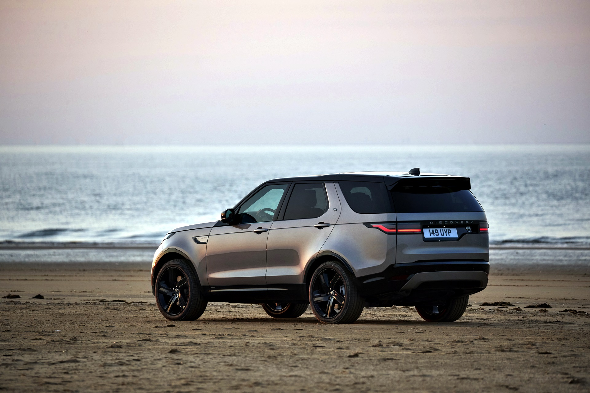 Land Rover Discovery P360 R Dynamic 2021 (8)