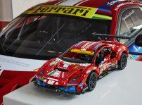 Lego Technic Ferrari 488 Gte 10
