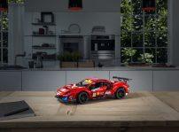 Lego Technic Ferrari 488 Gte 8