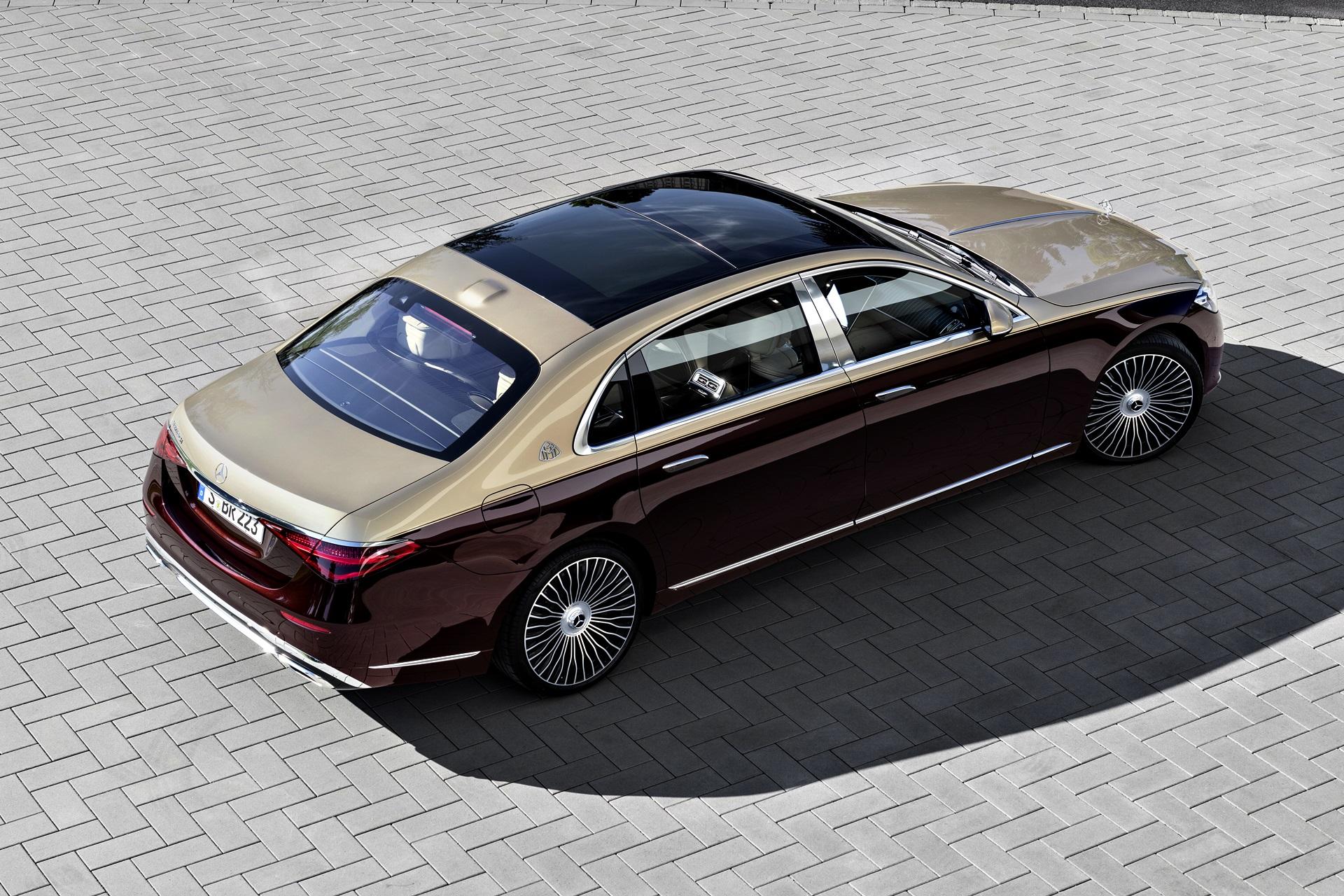 Mercedes Maybach S Klasse (z 223), 2020 Mercedes Maybach S Klasse (z 223), 2020