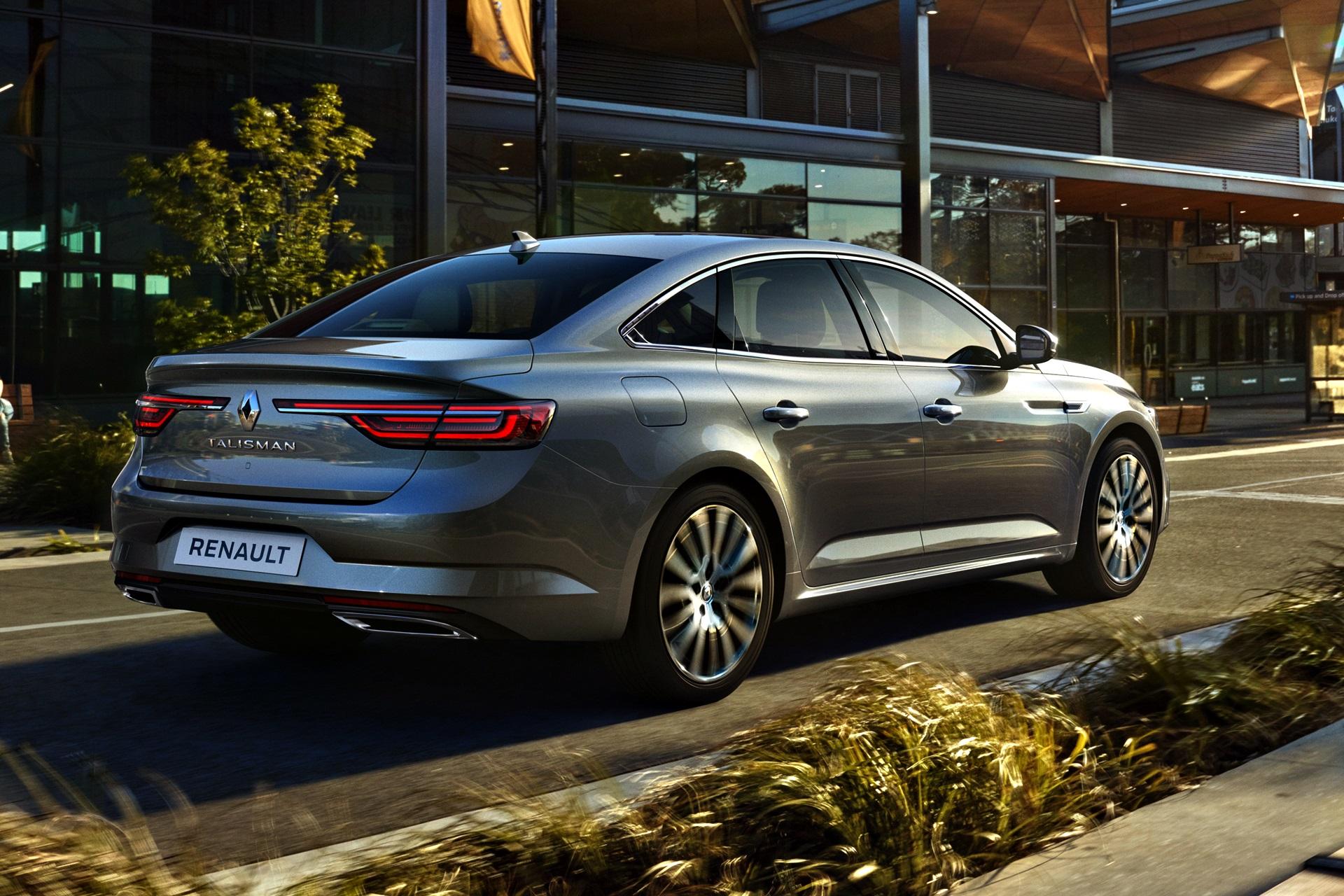 Nuevo Renault Talisman 2021 (3)