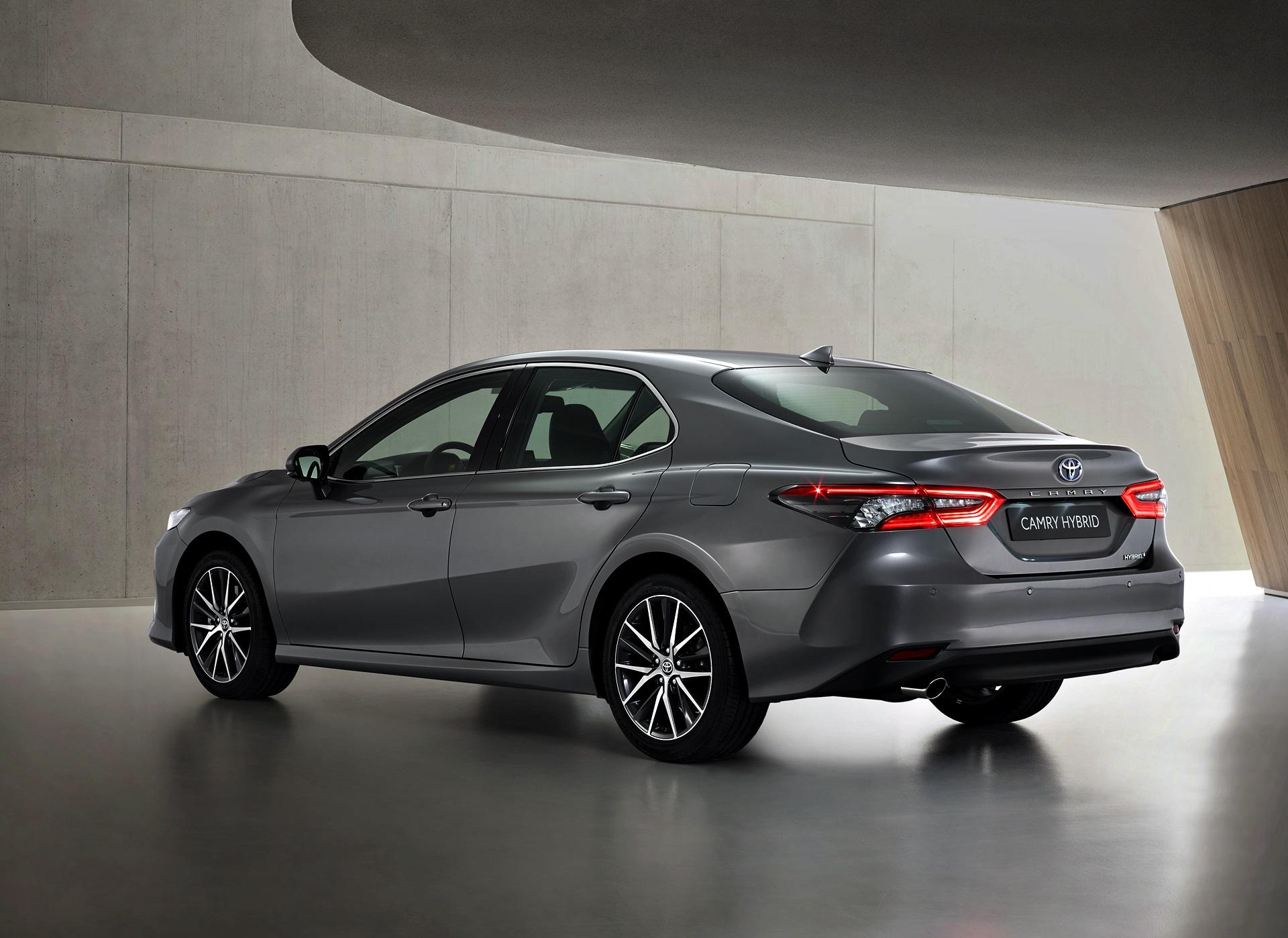 Nuevo Toyota Camry 2021 (2)