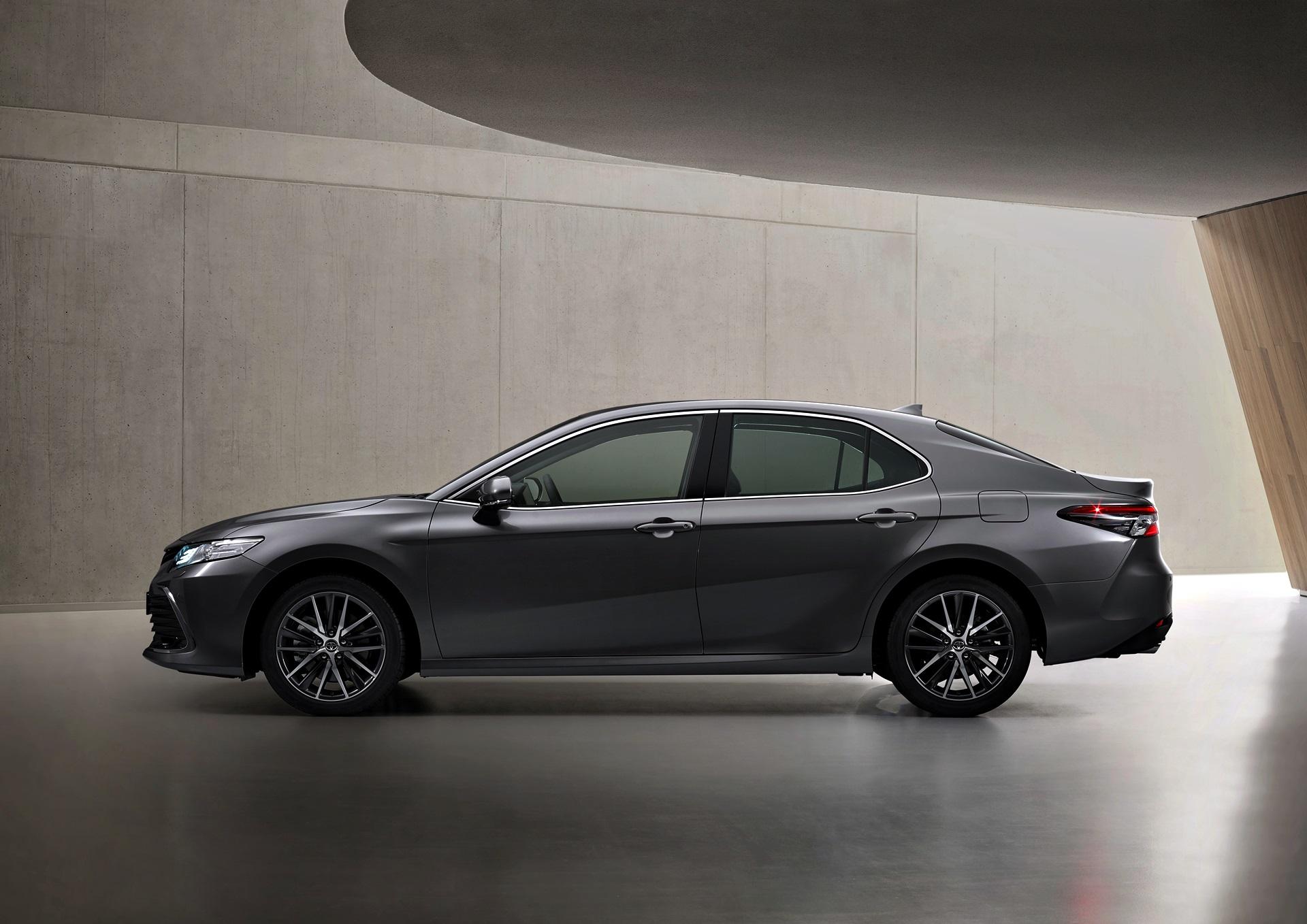 Nuevo Toyota Camry 2021 (3)