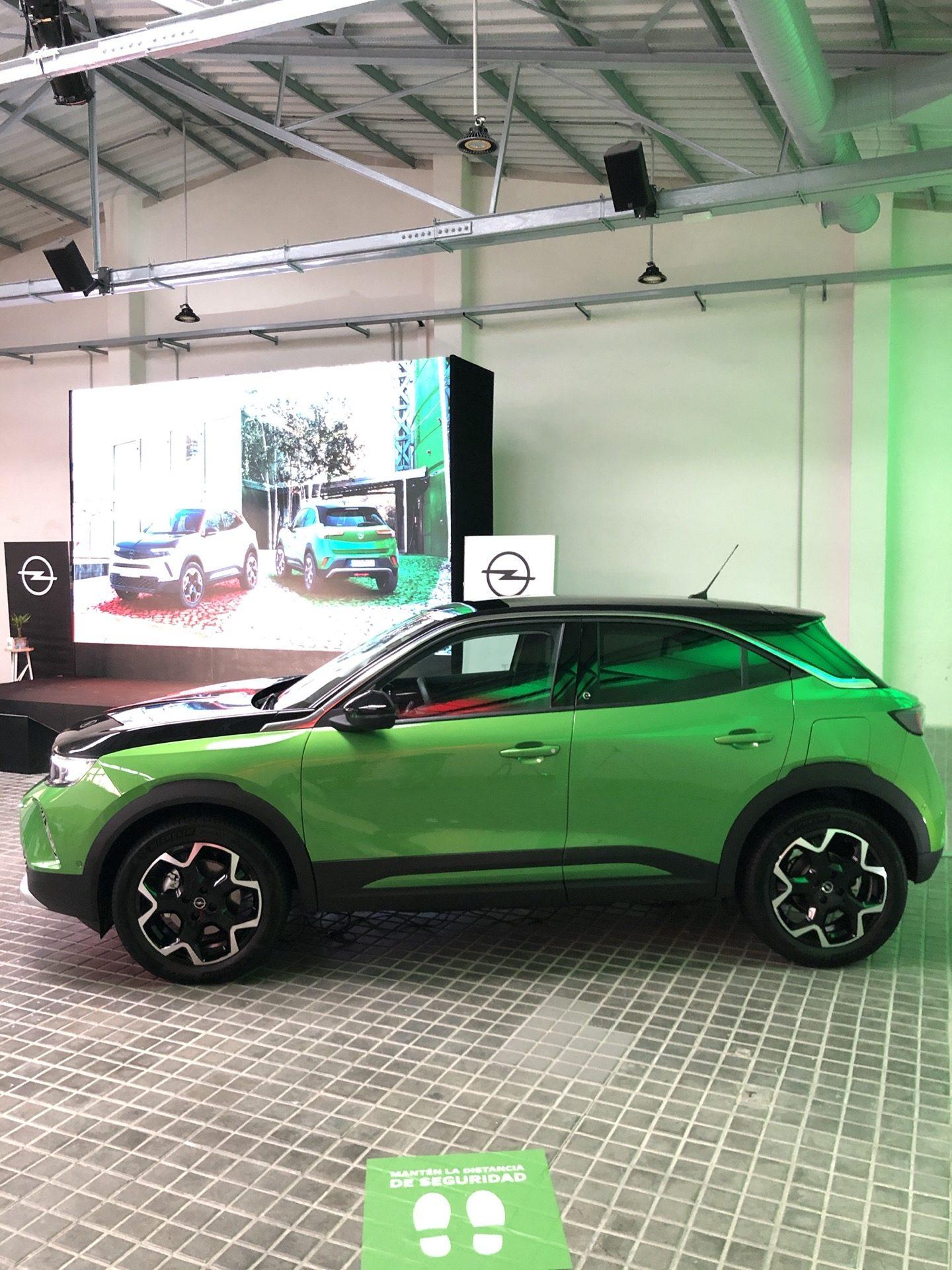 Opel Mokka E 1