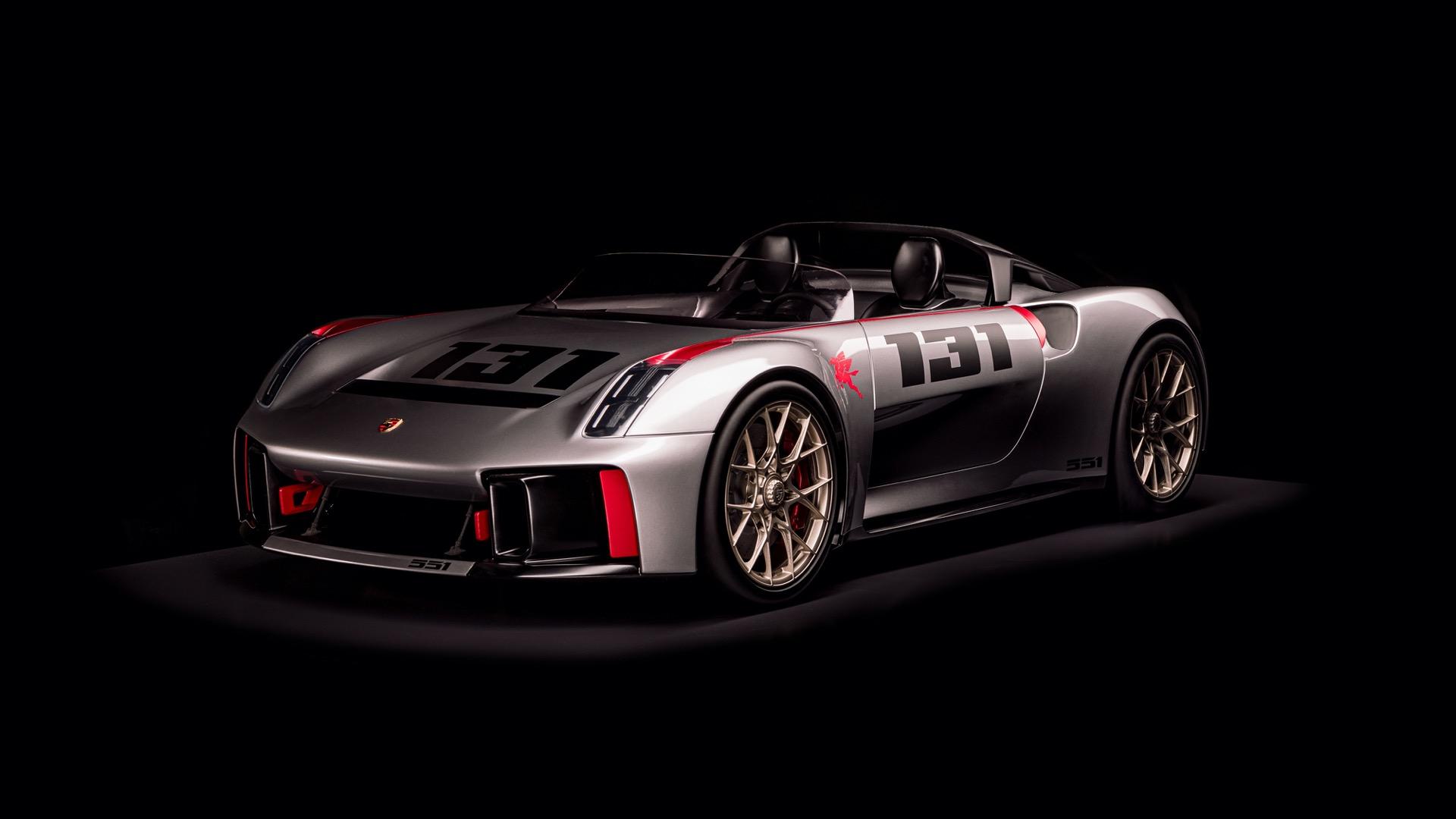 Porsche Vision Spyder 1